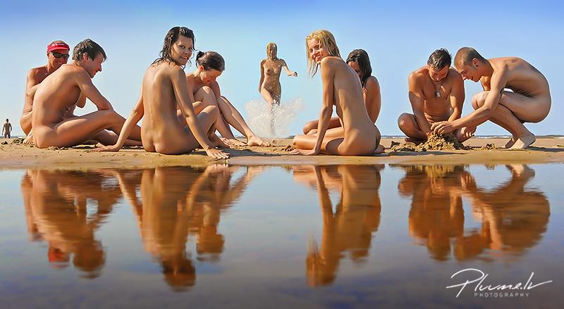 n distu pludmale nudist beach latvia n disti vec u