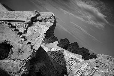 Liepaja, Kailfoto, Fotogrāfs Mārtiņš Plūme