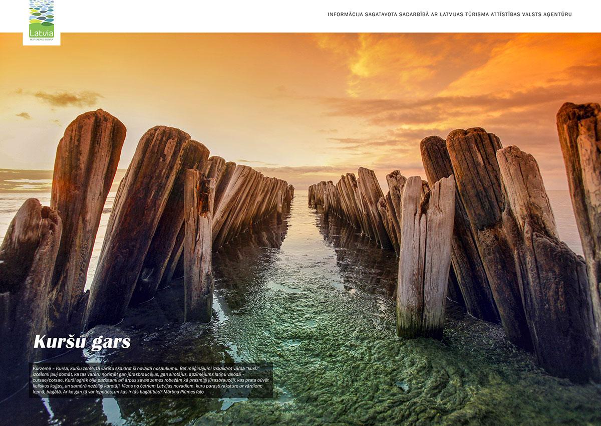 National Geographic Latvia, Martins Plume