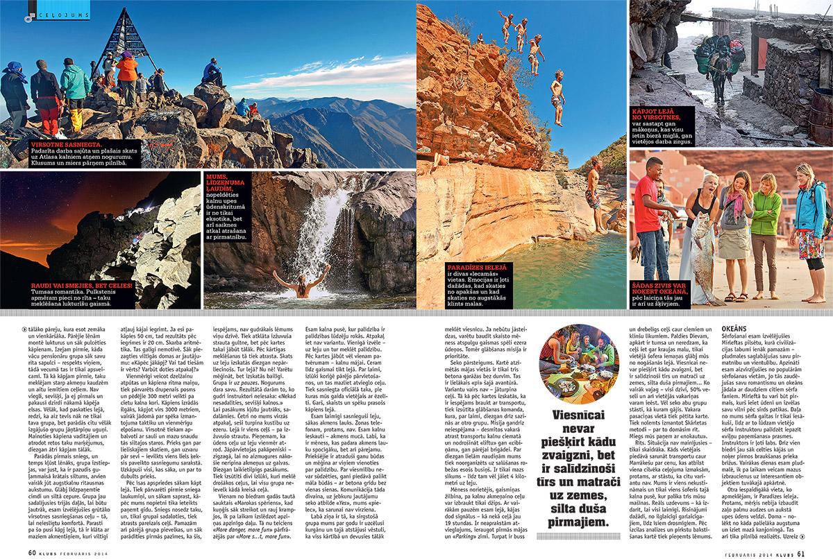 Maroka, celojums, raksts par Maroku, informacija, turisms