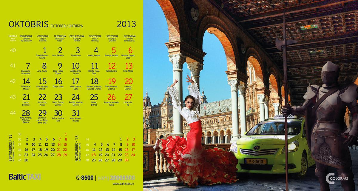 Baltic Taxi kalendars, fotografs Martins Plume  (10)