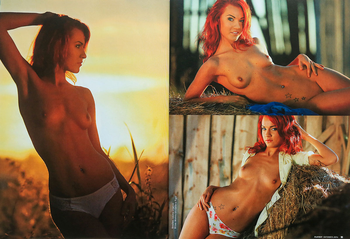 Playboy, Anna