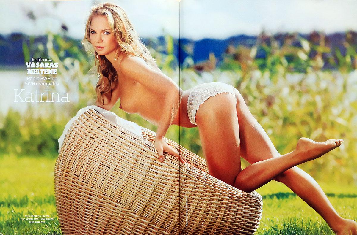Playboy, Katrina Kalnozola