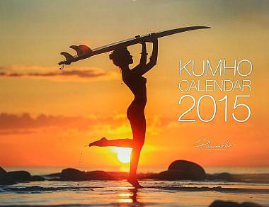 Kumho kalendārs 2015