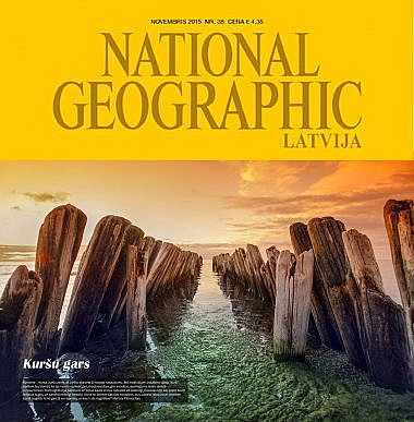 National Geographic Latvia, Martins Plume