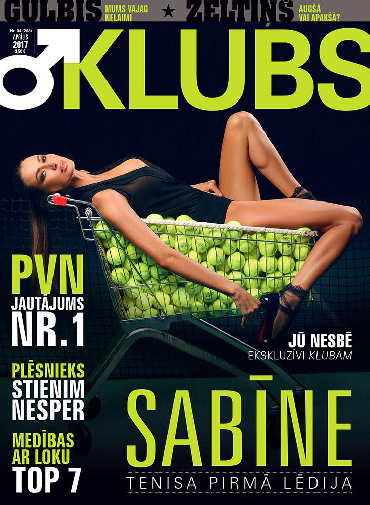 Zurnals Klubs, Sabine Briede, kailfoto sesija, fotografs Martins Plume, teniss, magazine klubs (6)