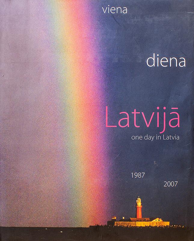Viena Diena Latvija, 2007, gramata