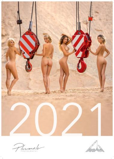 ARSAVA erotic calendar 2021